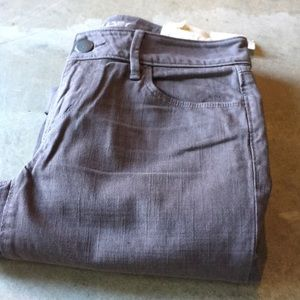 [3 for $15]urvy skinny loft gray jeans